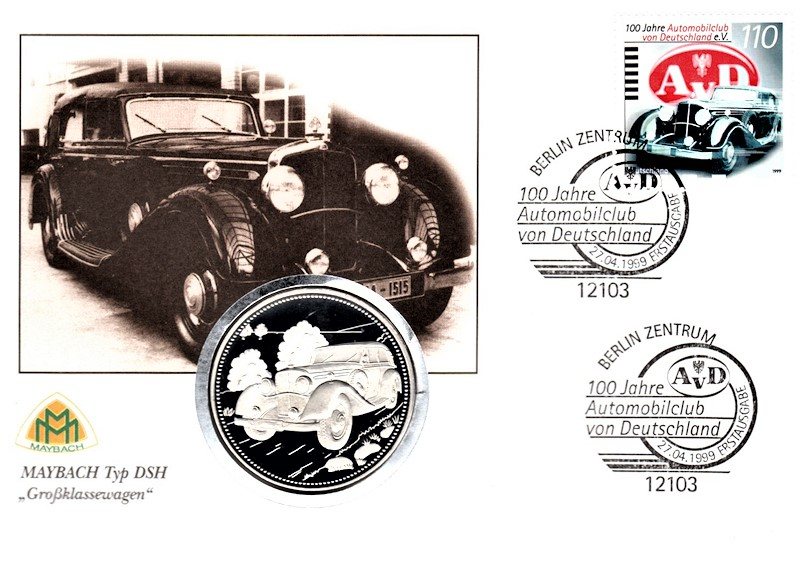 Numiscovers - Cars trains planes