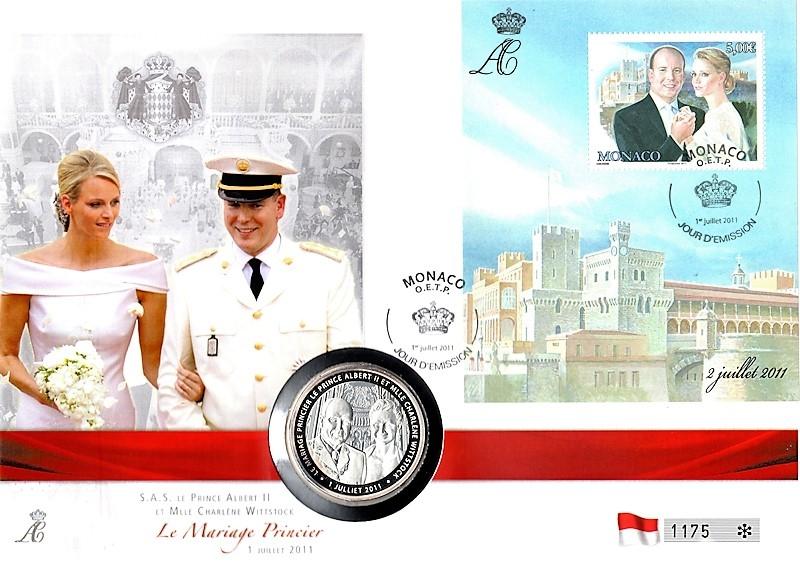 Le Mariage Princier - Albert II Monaco 01.07.2011