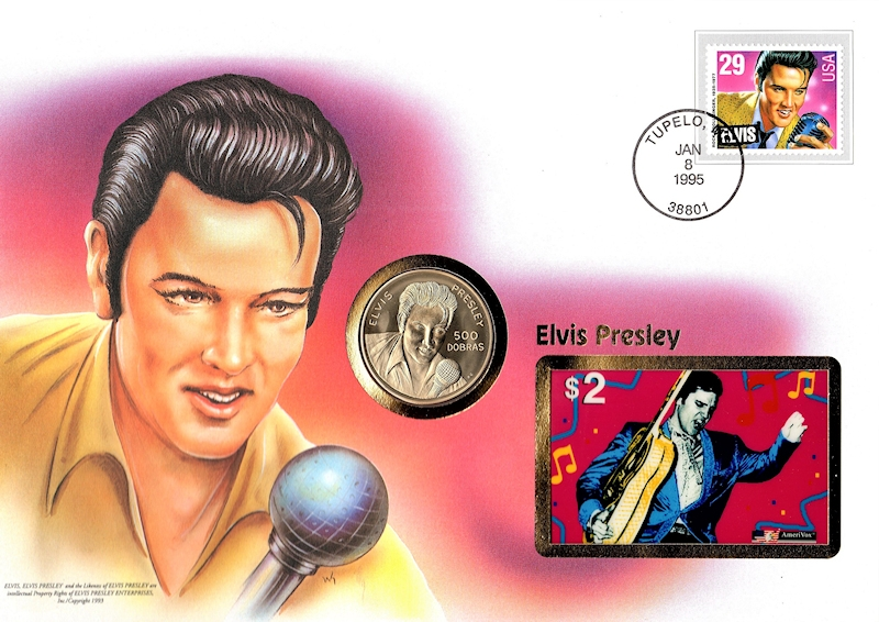 Maxi Brief - Elvis Presley - 08.01.1995