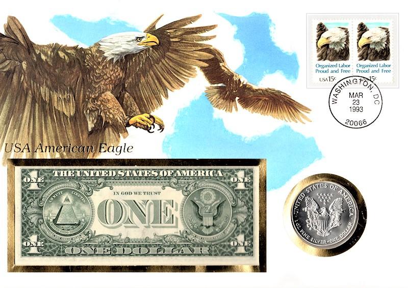 USA American Eagle - Washington 23.03.1993