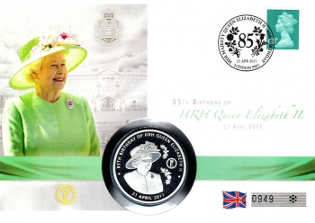85th Birthday of Queen Elizabeth II - 21.04.2011