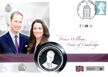 30th Birthday of Prince William - Duke of Cambridge - 21.06.2012